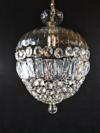 Crystal Bag Light