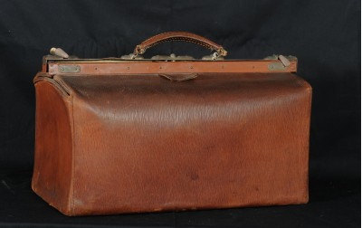 Antique Gladstone bags